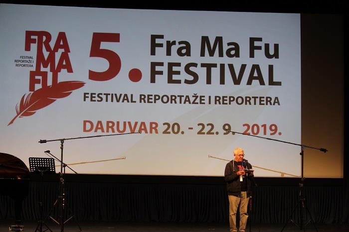 Franjo Fuis i Daruvar – govor Mate Pejića na otvaranju 5. Fra Ma Fu festivala