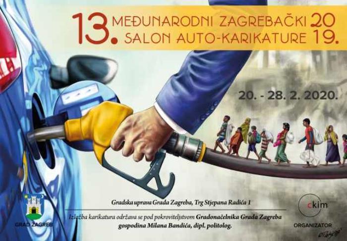 U Cetvrtak Otvaranje 13 Međunarodnog Zagrebackog Salona Auto